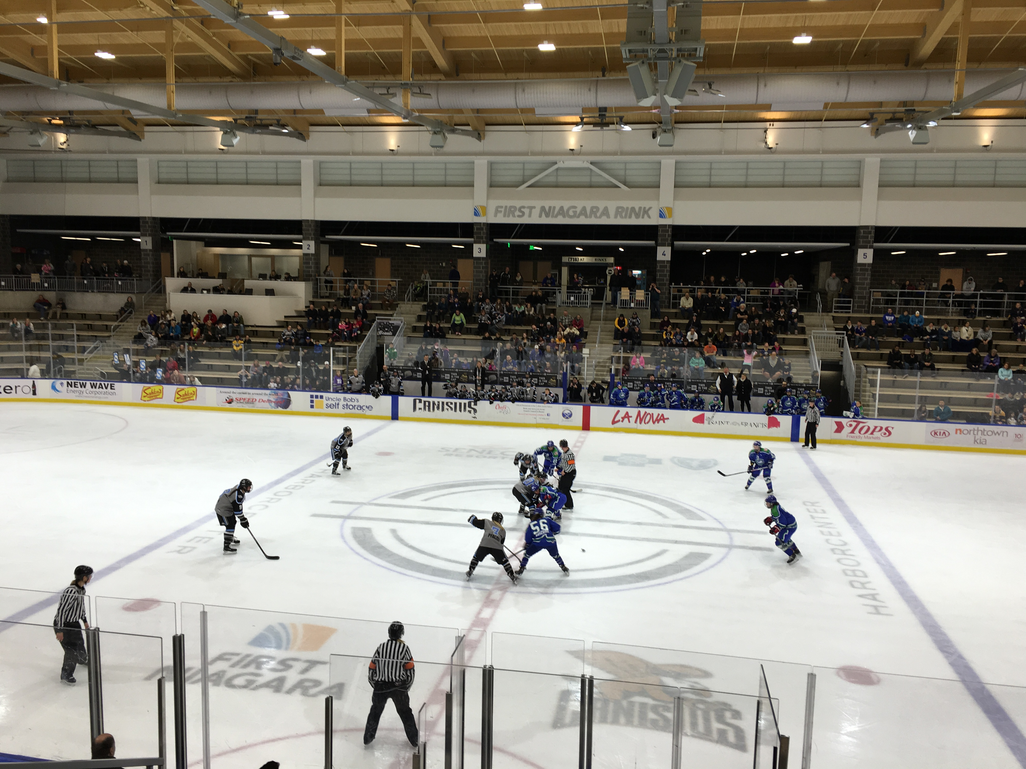 NWHL: Buffalo Beauts Battle Hard In Doubleheader Weekend