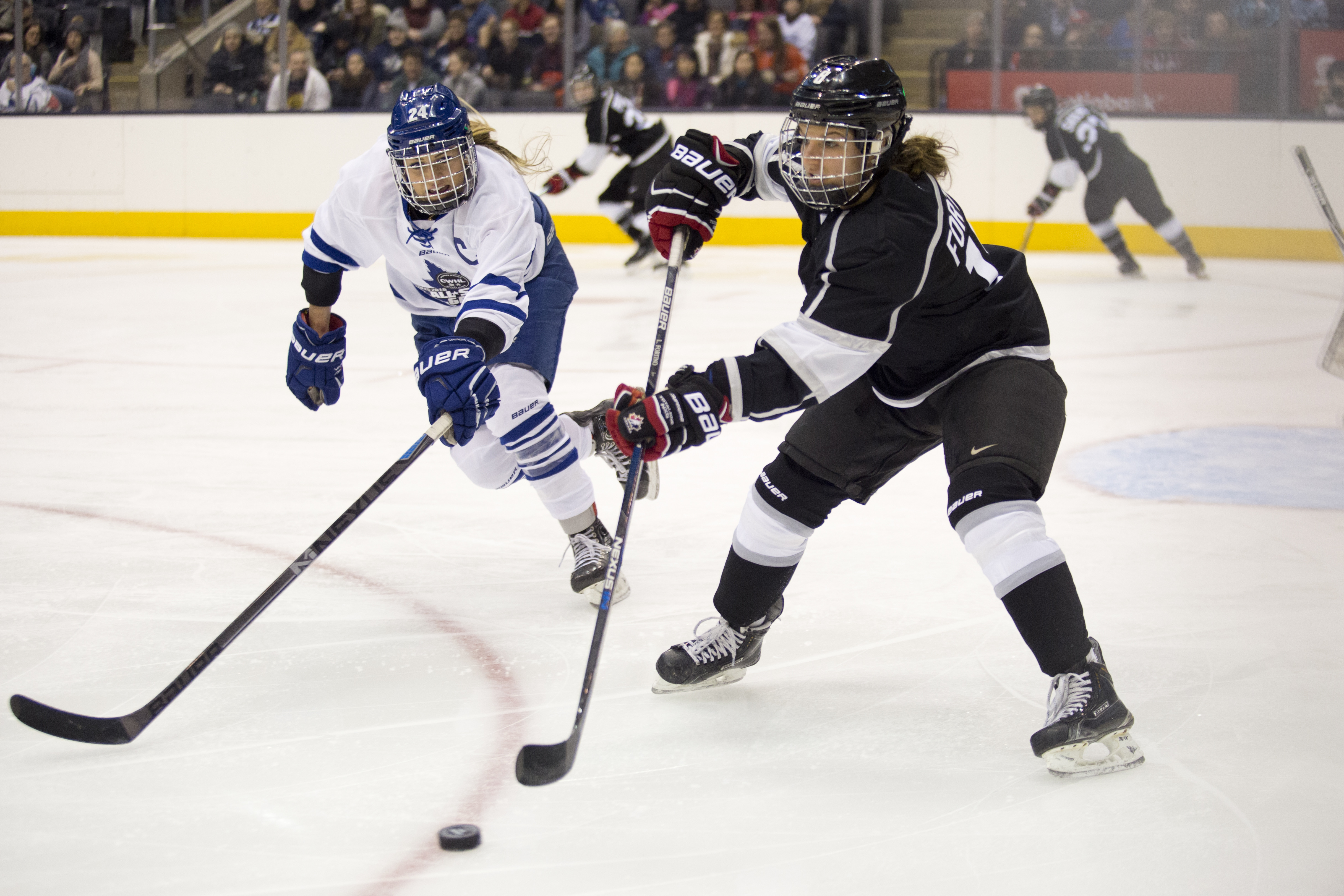 CWHL All-Star Game a Sign of Greater Things to Come
