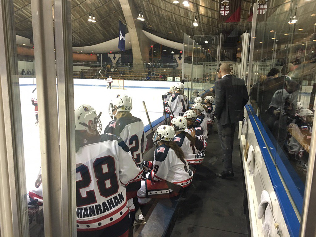 NWHL: New York Riveters Fall 4-3 and 8-1