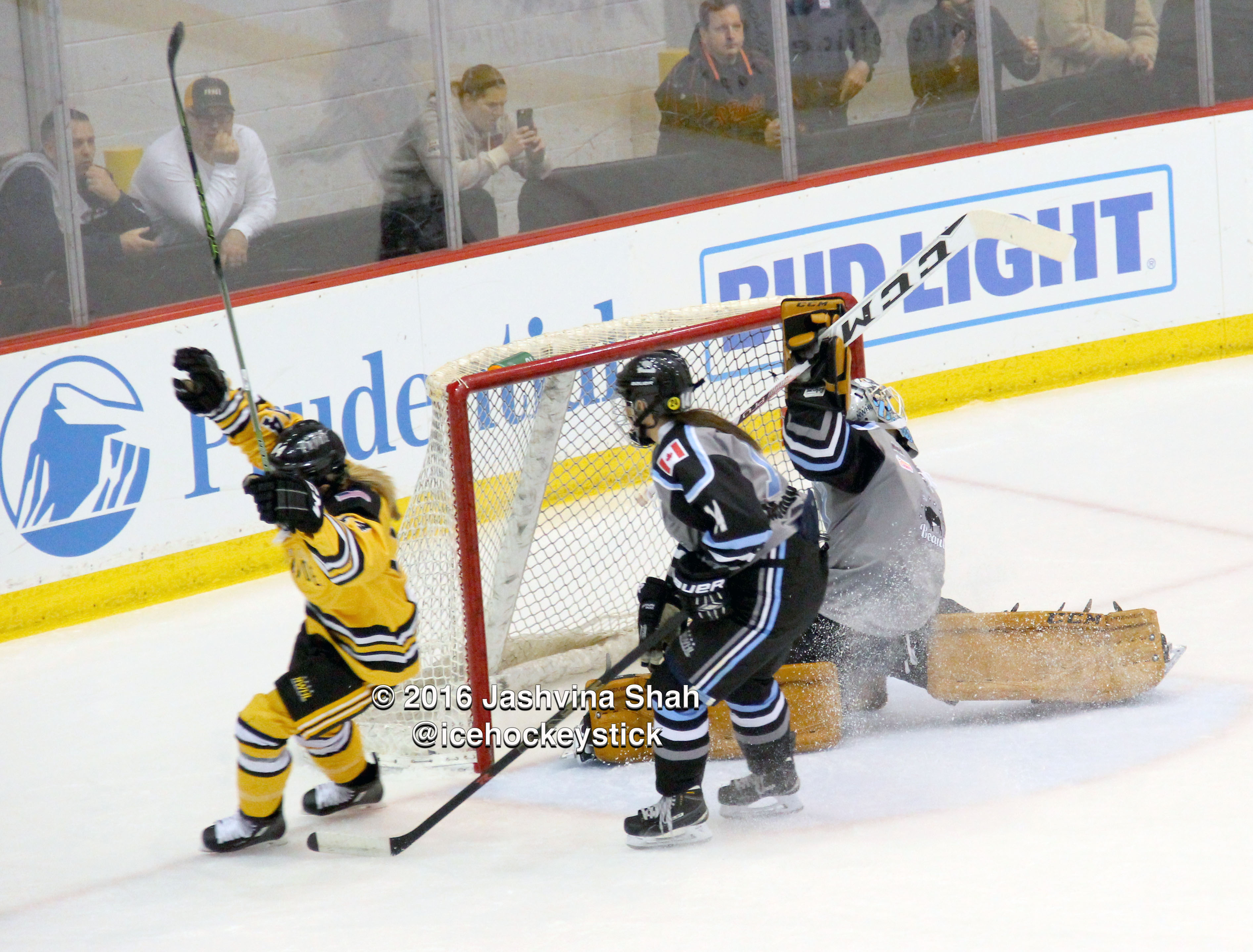 NWHL's Boston Pride Win First-Ever Isobel Cup
