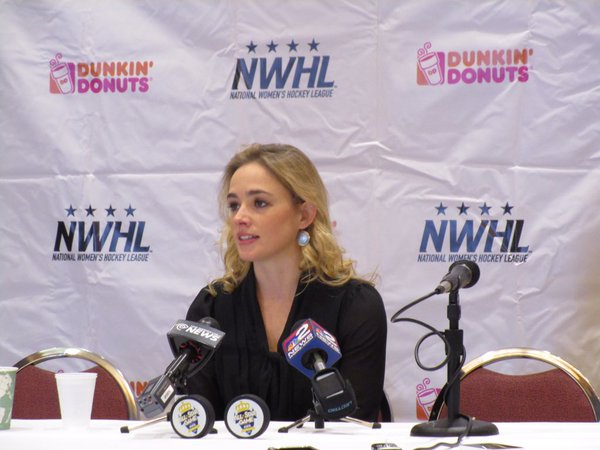 NWHL: Reports of Lawsuit, Ongoing Personnel Issues