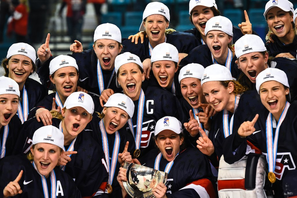 IIHF Women's World Championships: Medals and Stepping Stones