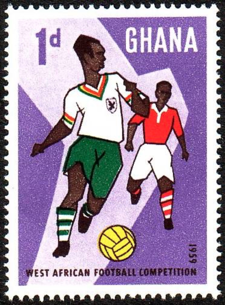 Summer Diaries #3: On Soccer and Ghana