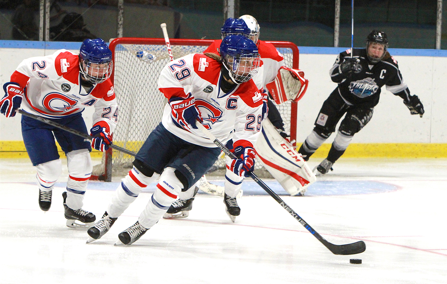 CWHL Weekend Wrap