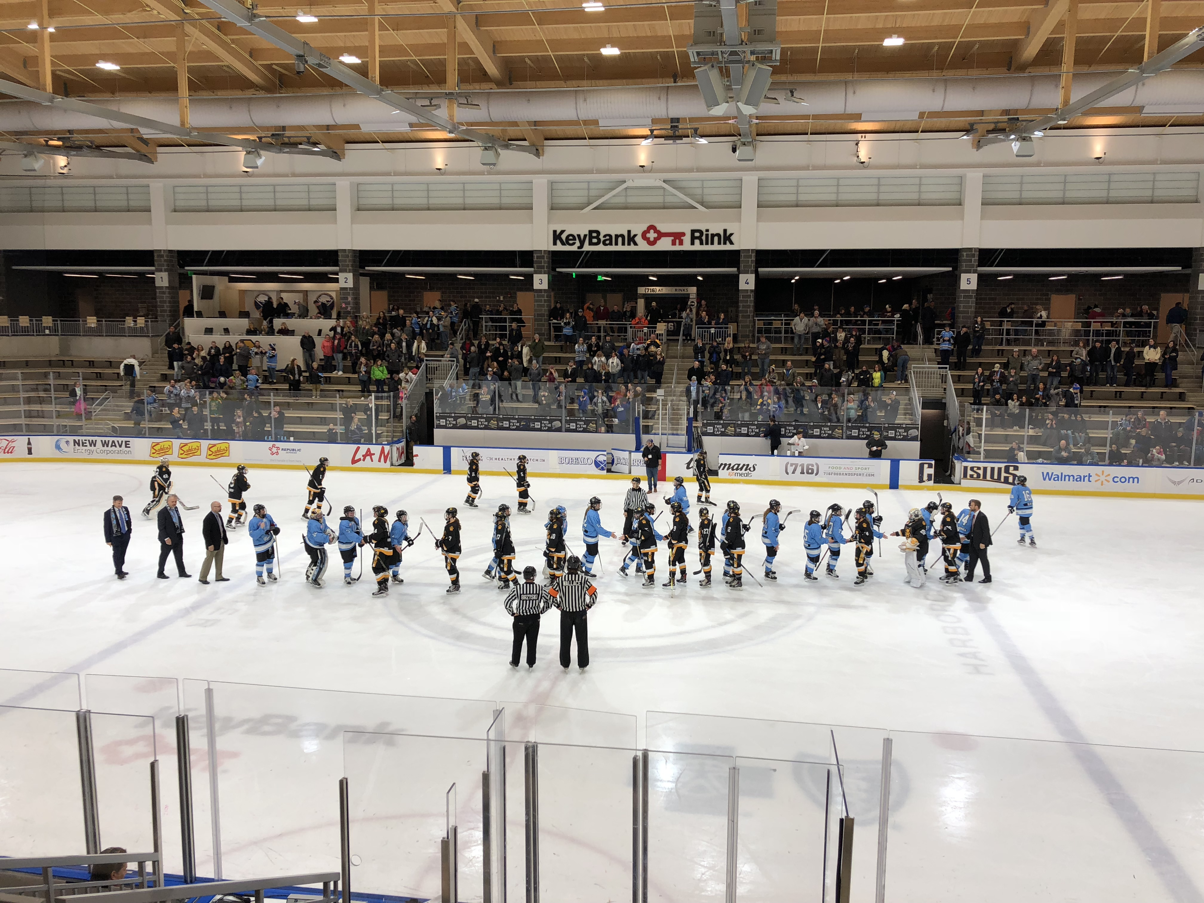 NWHL Weekend Wrap