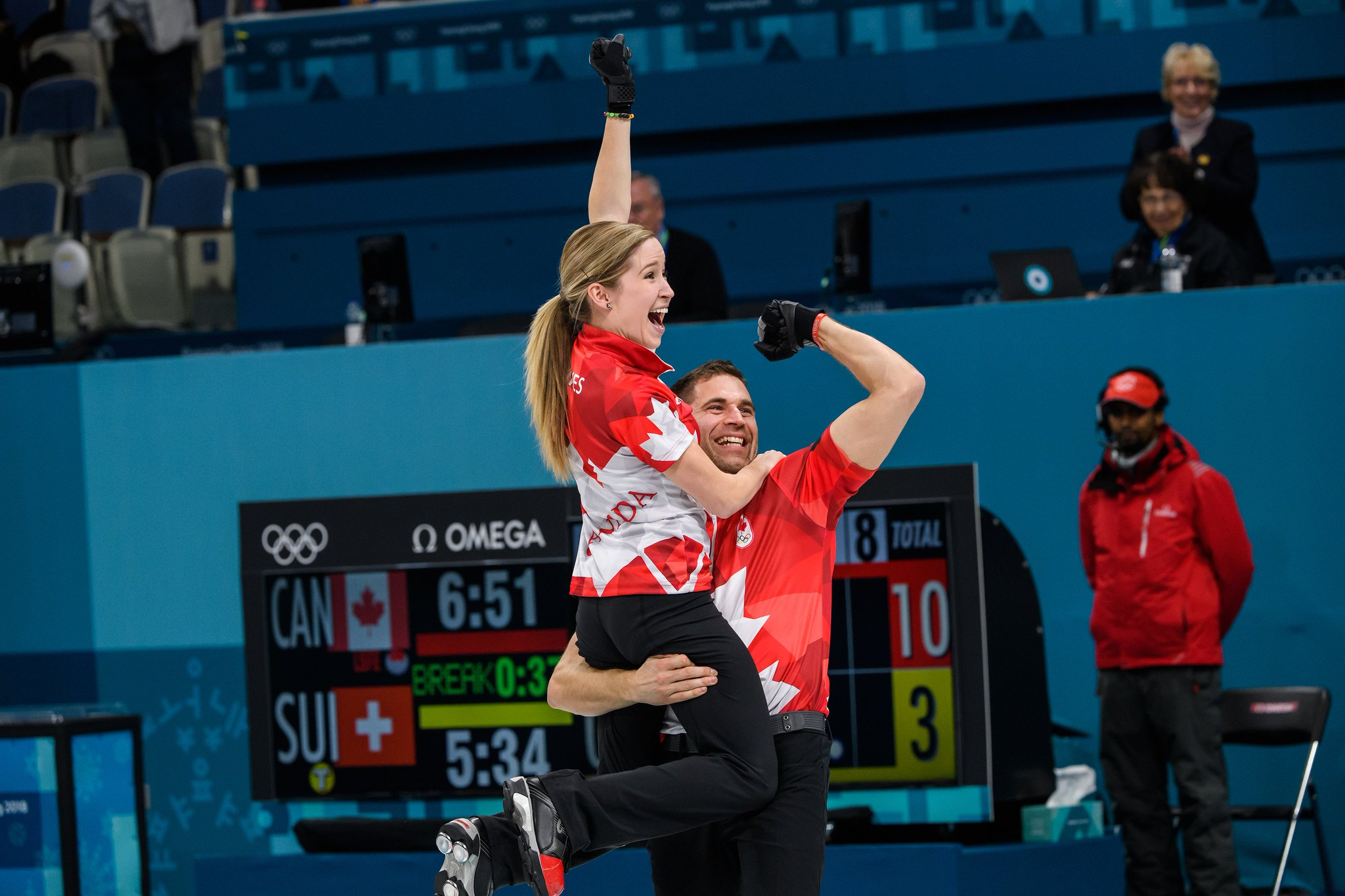 Mixed Doubles Curling in Pyeongchang: Wrap-Up and Medals