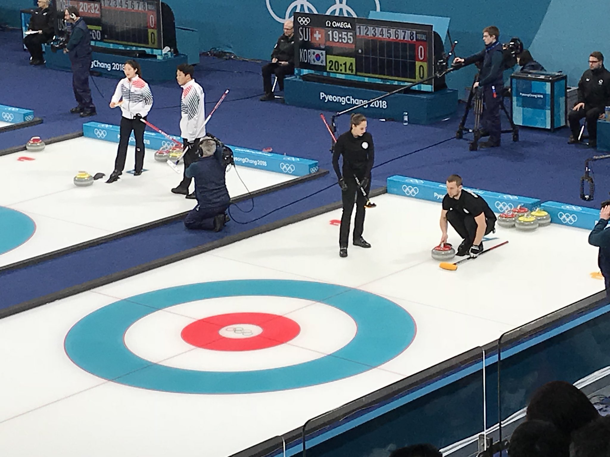 Mixed Doubles Curling in Pyeongchang: Round Robin Wrap-Up