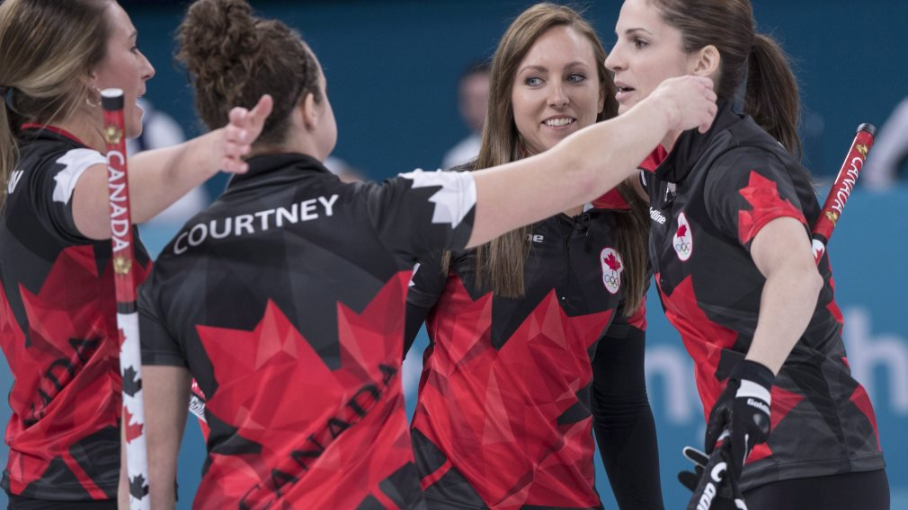 Women's Curling in Pyeongchang: After Five Games