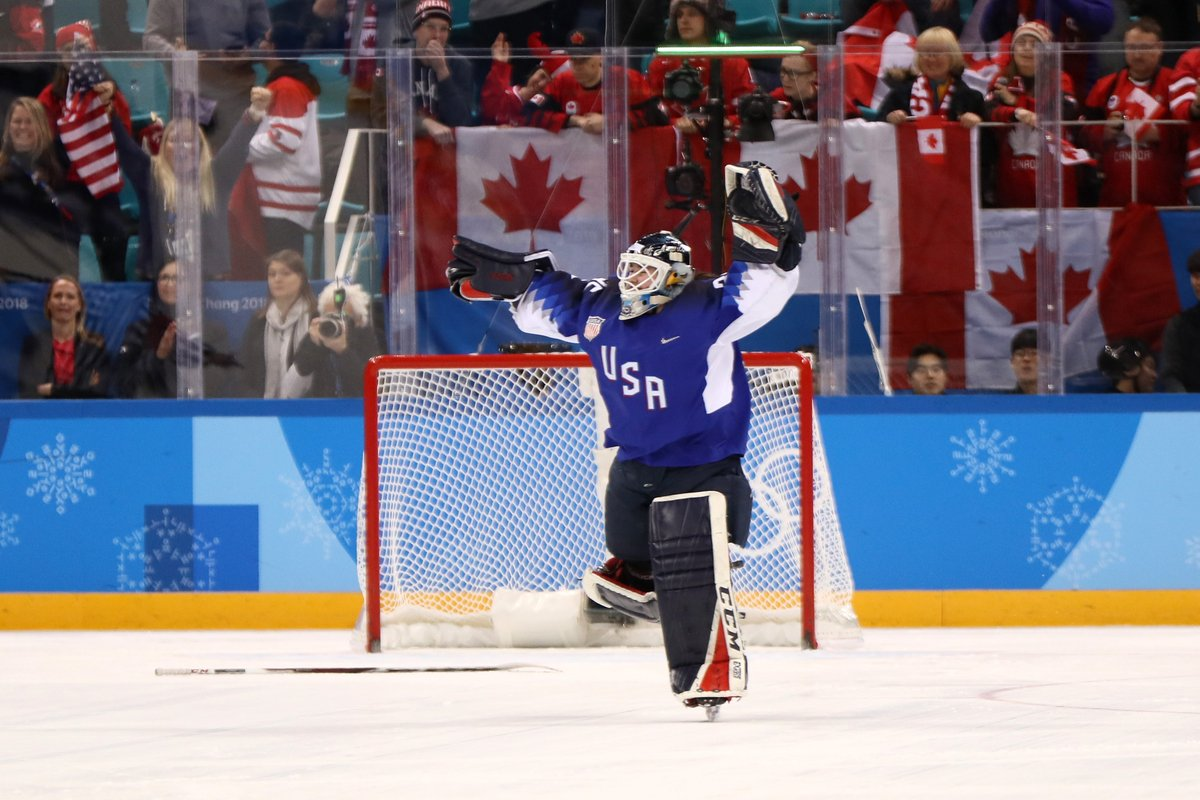 Women's Hockey in Pyeongchang: Team USA Wins First Gold in 20 Years