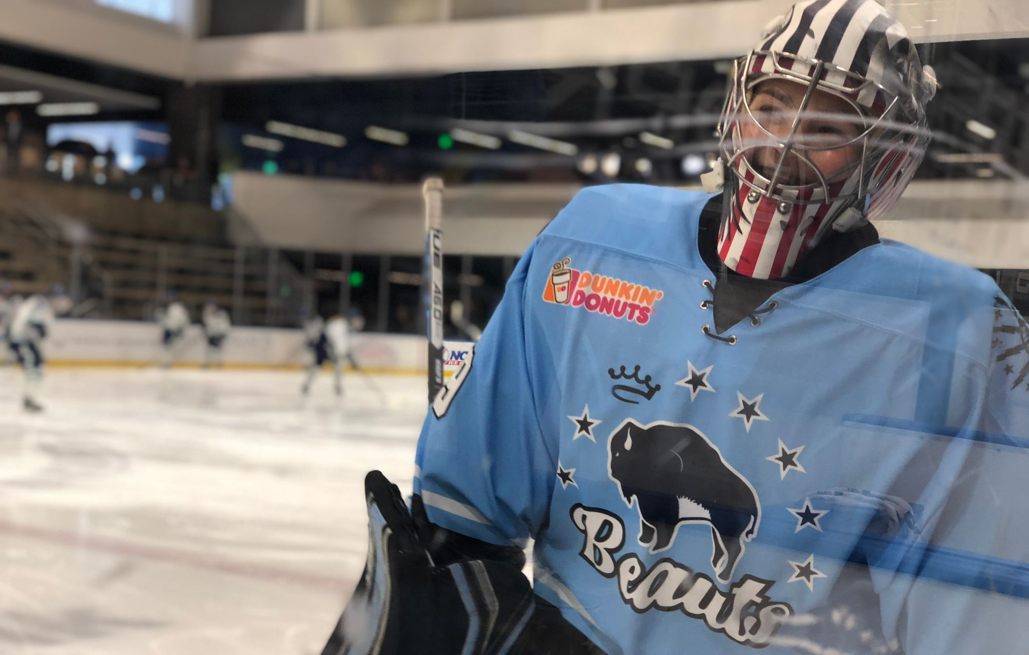 Hensley Finds Opportunity in Buffalo