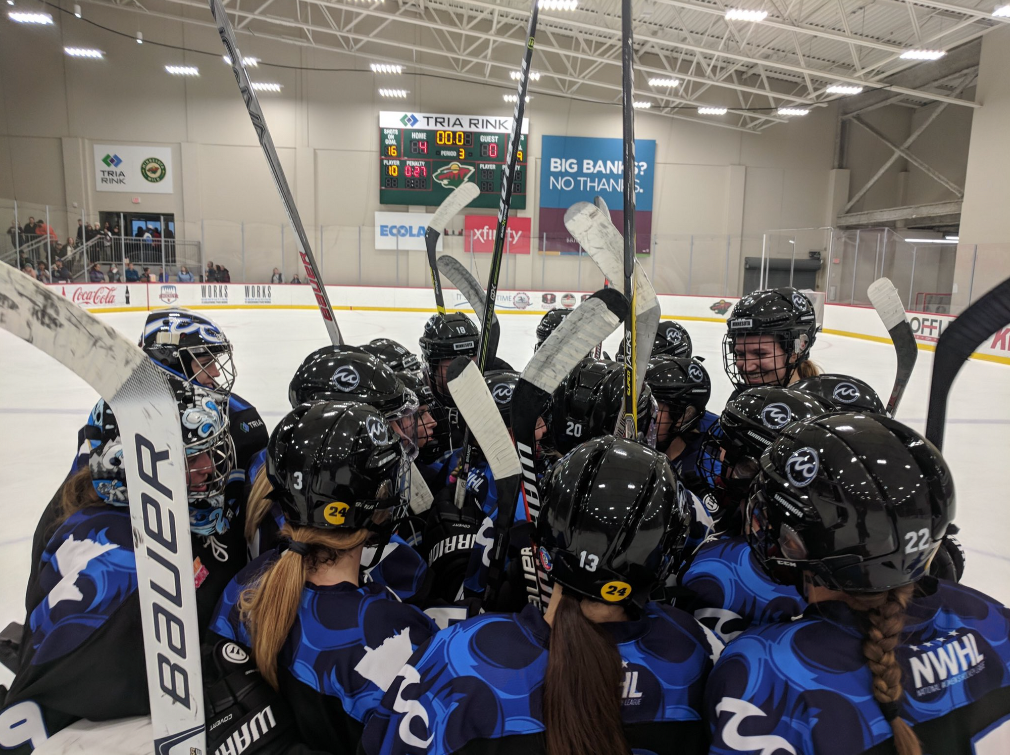 NWHL Weekend Wrap: Week One