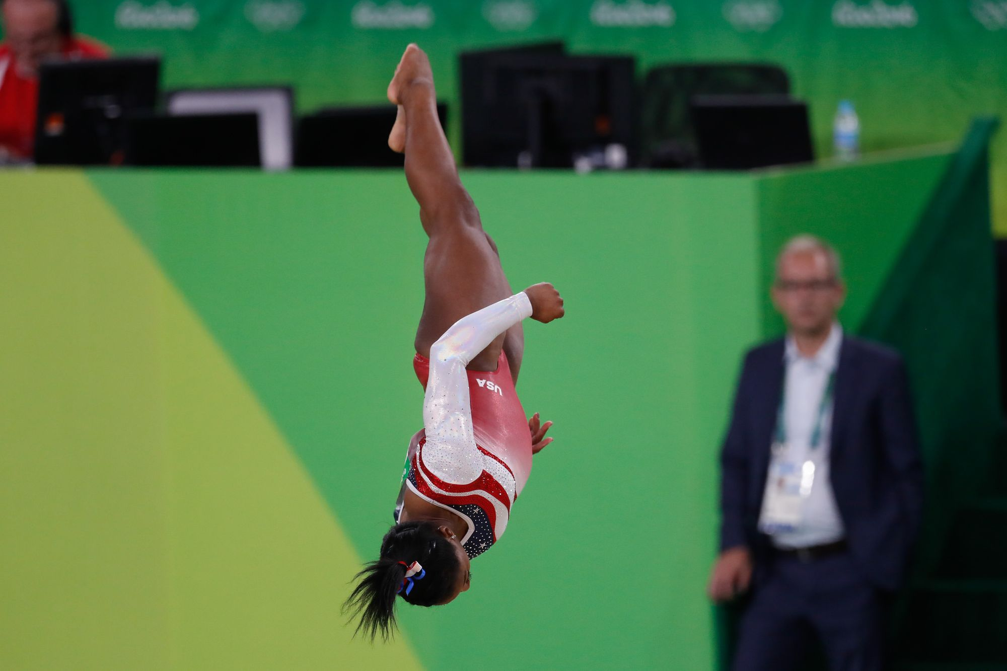 Simone Biles is Better Than You – and Everyone Else