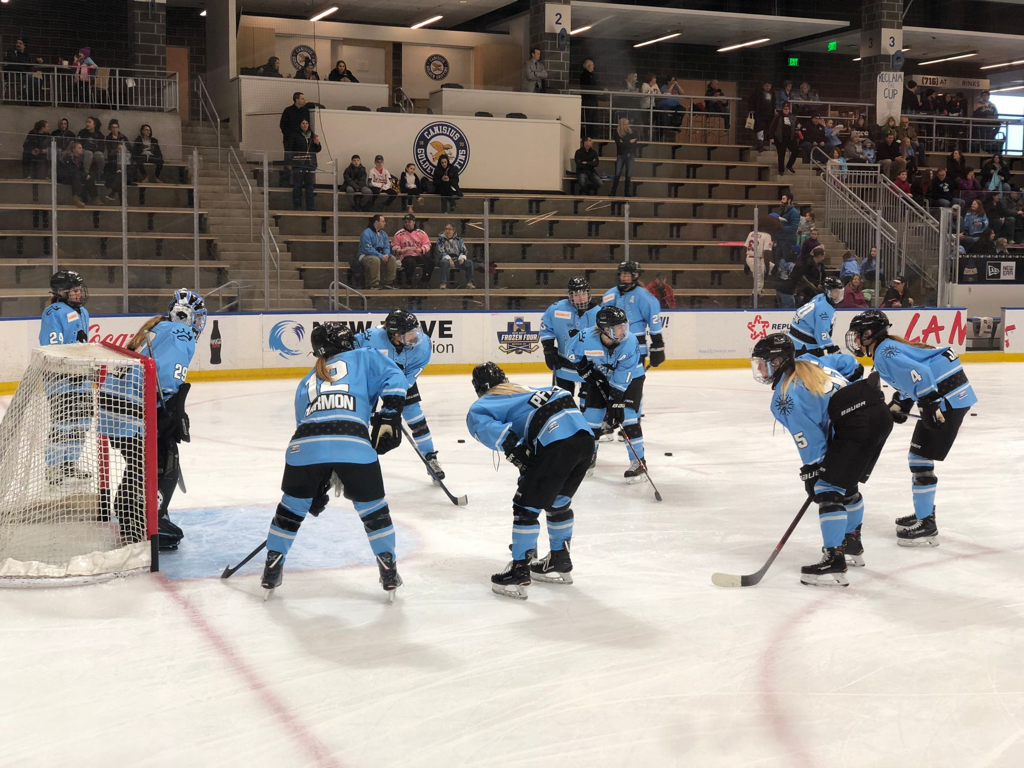 NWHL Weekend Wrap: Week Ten