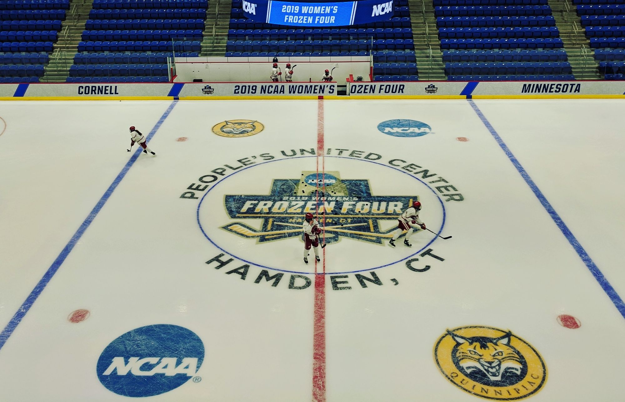 NCAA Women's Hockey: What to Watch, Week 27 - FROZEN FOUR Edition