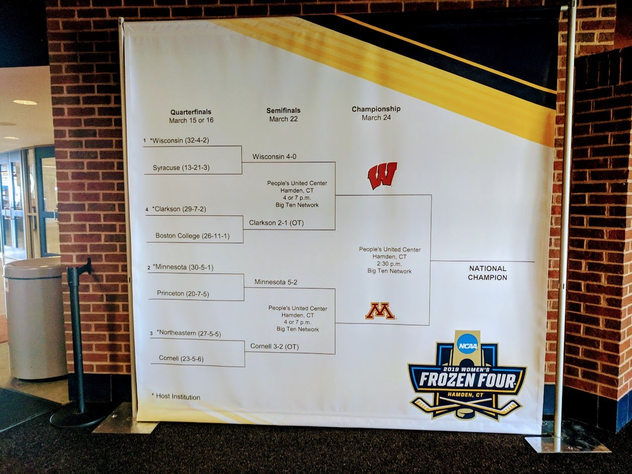 NCAA Women's Hockey: The National Championship