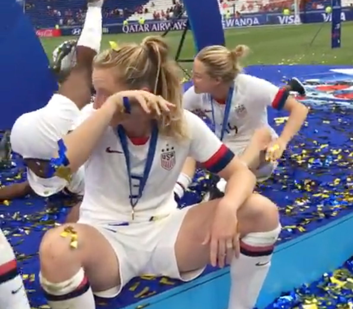 Women's World Cup Completely Arbitrary and Frivolous End-of-Tournament Awards