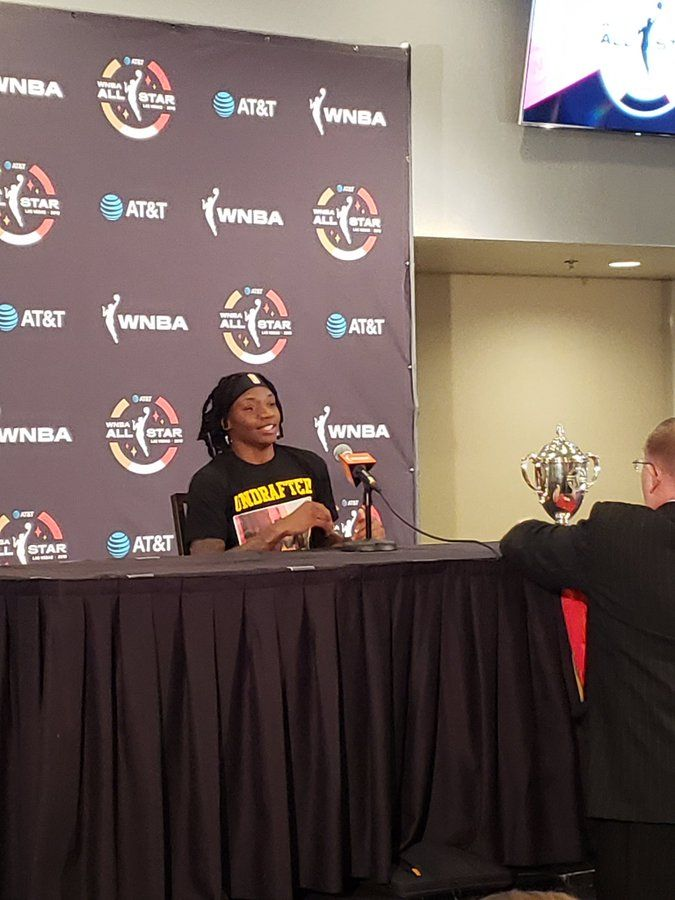 WNBA Notebook: An All-Star Weekend to Remember