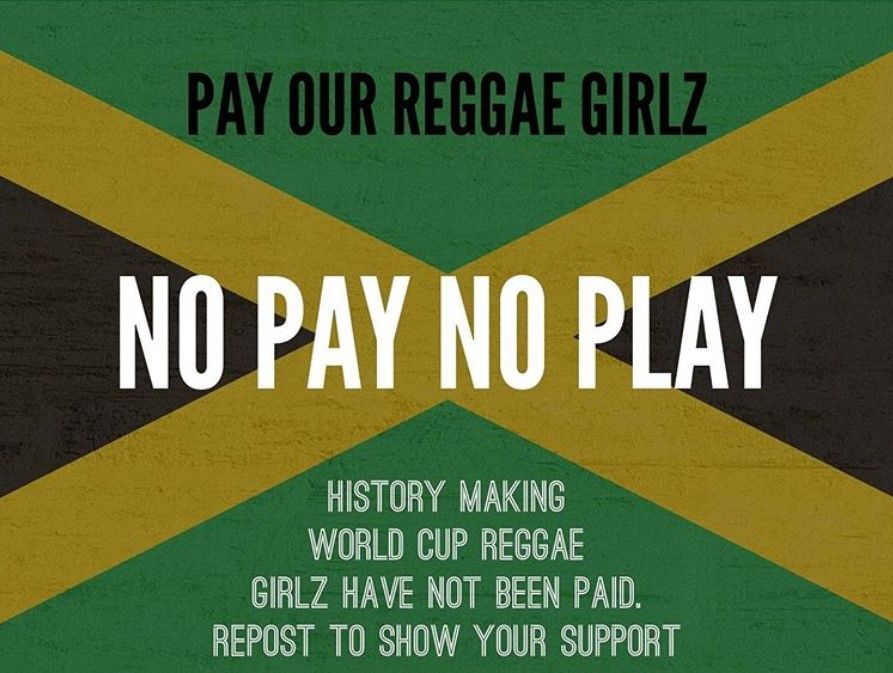 The Reggae Girlz Remind Us that The Fight for Footballing Equity is Global