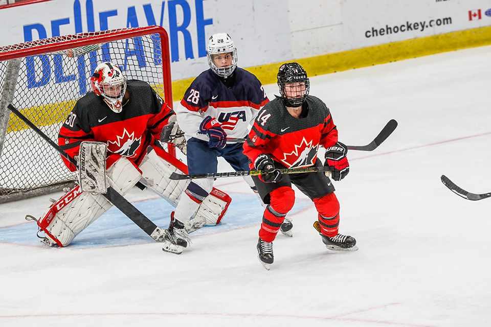 """It Feels Like Home"": Ashley Messier's Winding Road to U18 Worlds"