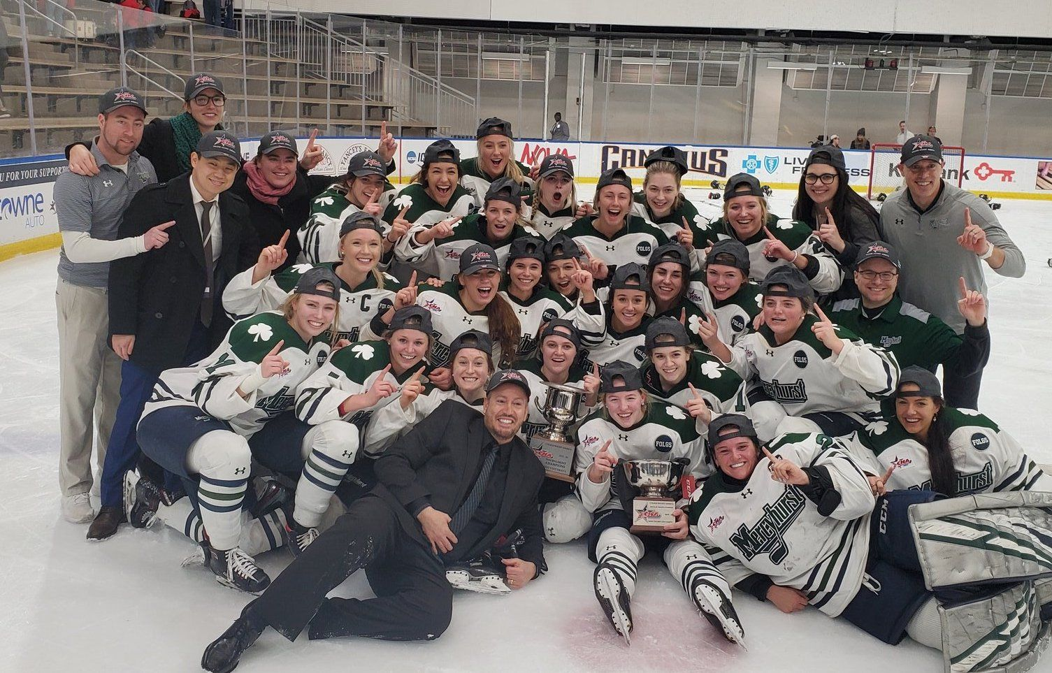 Mercyhurst Wins 2020 CHA Title