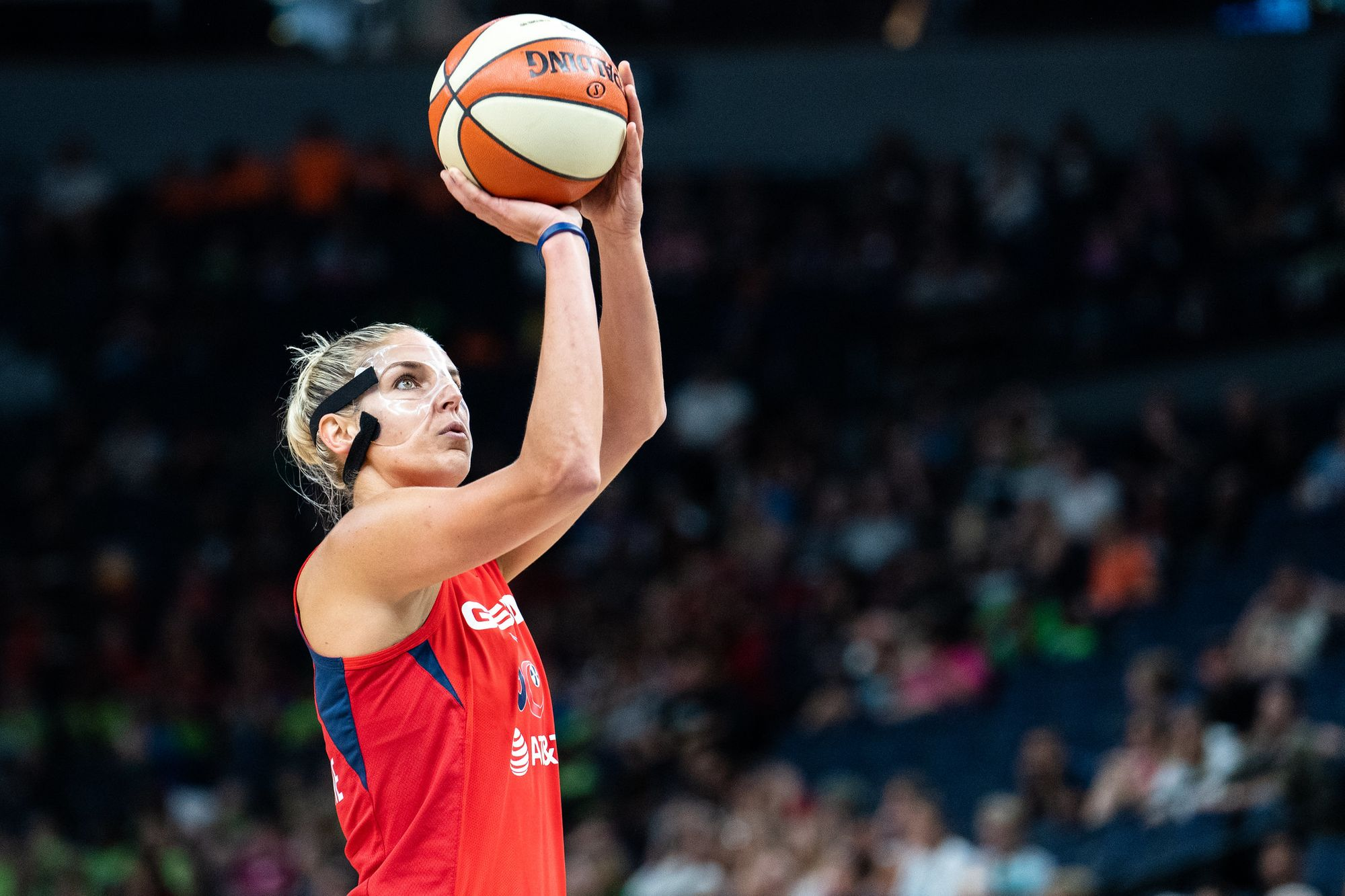 Elena Delle Donne Shouldn't Have to Worry About Her Salary