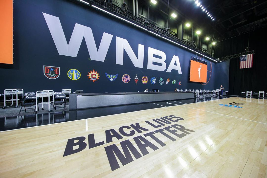 WNBA Tips Off Season in the Wubble