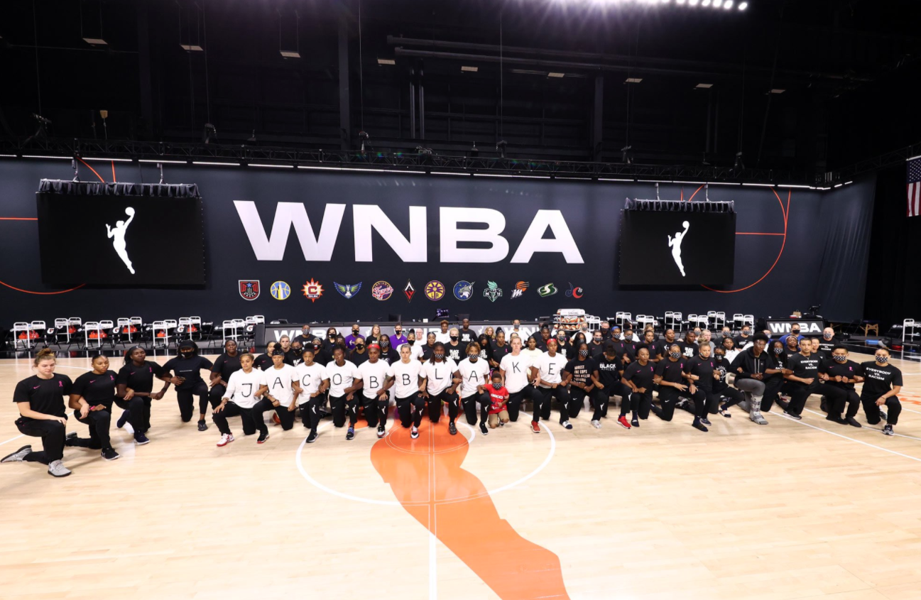 WNBA Players and Staff Raise the Bar for Collective Action in Sports