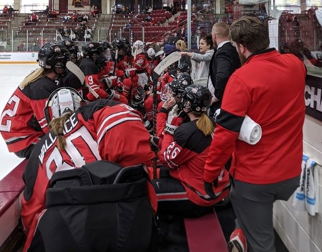 NCAA Women's Hockey: What to Watch, Week 2