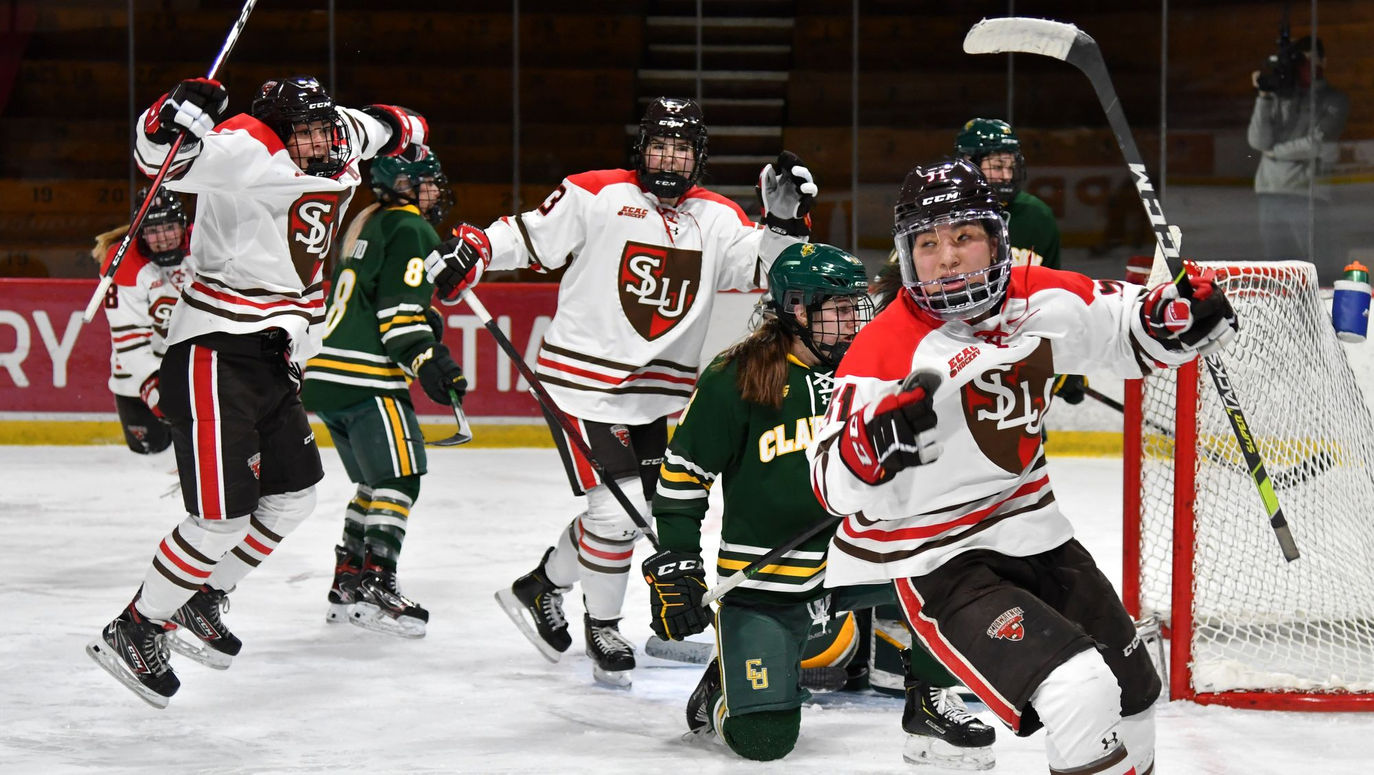 NCAA Women's Hockey: What to Watch, CHA and ECAC Semifinals